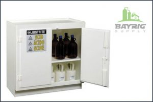 Acid Cabinets, Corrosive Cabinets from BayRig Supply