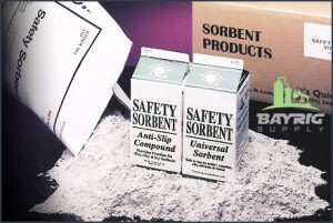 Anti-Slip Safety Sorbent BayRig Supply