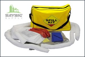 spill kits from BayRig Supply