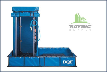 decontamination supplies from bayrig supply