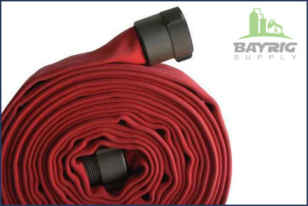 fire hoses and fire suppressant supplies from bayrig supply