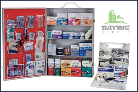first aid kits from bayrig supply