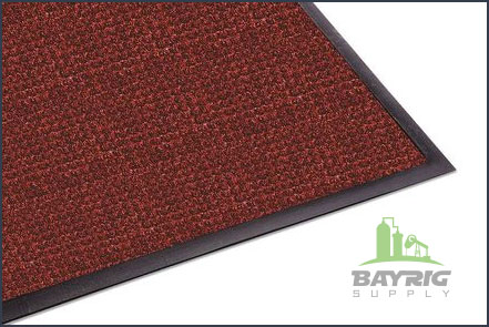 Floor mats from Bayrig Supply