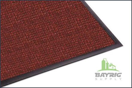 Floor mats from Bayrig Supply
