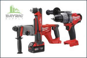 Industrial Power Tools from BayRig Supply