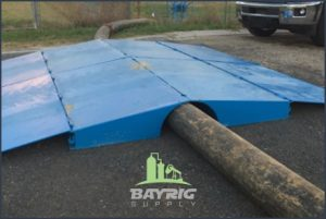 Flanged Style Road Crossing and Bridge Style Road Crossing from BayRig Supply