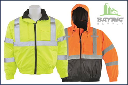 safety clothing from bayrig supply