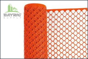 safety fencing from BayRig Supply