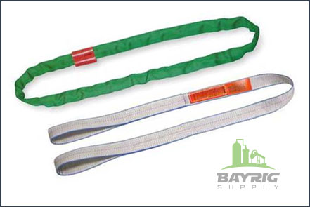 Wire Rope Slings and Straps from BayRig Supply